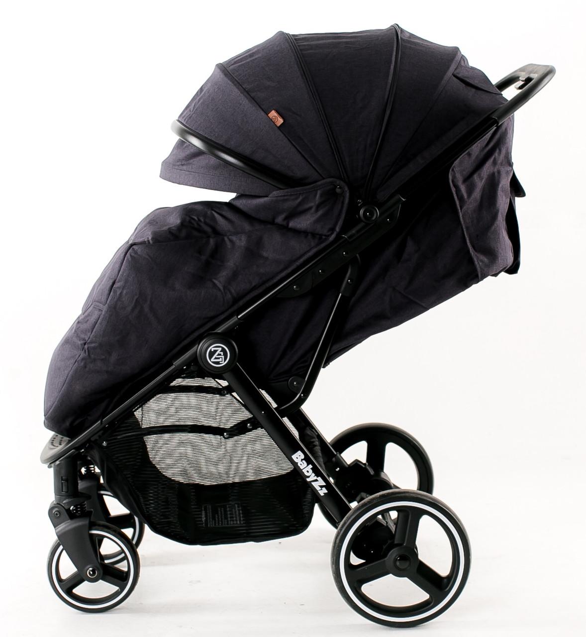 Прогулочная коляска BabyZz B100 / графит