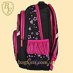 Рюкзак школьный Miqini 22л Чёрный (M312), фото 3