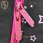 Рюкзак школьный Miqini 22л Чёрный (M312), фото 5