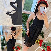 Женское стильный летний сарафан в греческом стиле Скидка