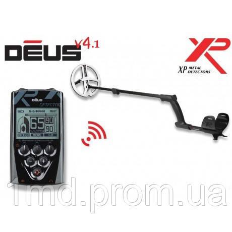 Металошукач XP DEUS 22 HF (з високочастотним датчиком)