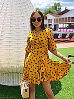 Короткое платье с пышной юбкой, фото 1