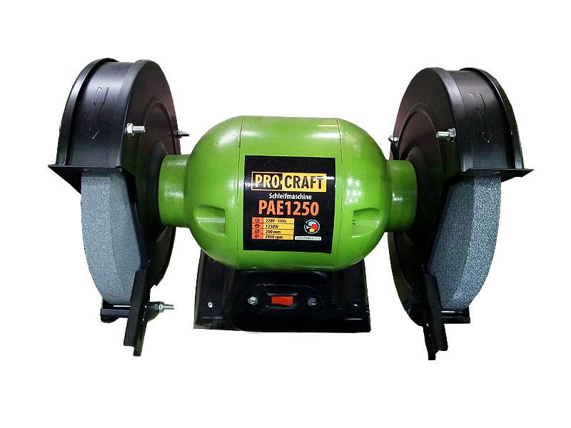 Точило электрическое Procraft PAE 1250