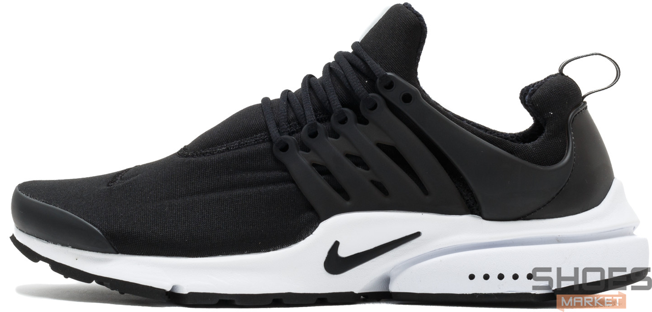 Мужские кроссовки Nike Air Presto Black Neutral Grey 848132 010, Найк Аир Престо