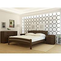"""Кровать деревянная TM """"YASON"""" Monaco Орех (Массив Ольхи либо Ясеня), фото 1"""