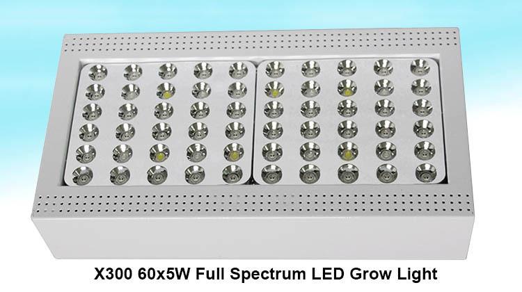 Фитолампа для растений 300W(60x5W) premim