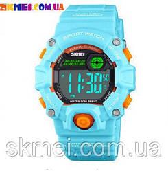 Спортивные детские часы Skmei 1484 (Blue)