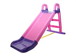 Детская пластмассовая горка для катания детей.Детская горка Doloni.