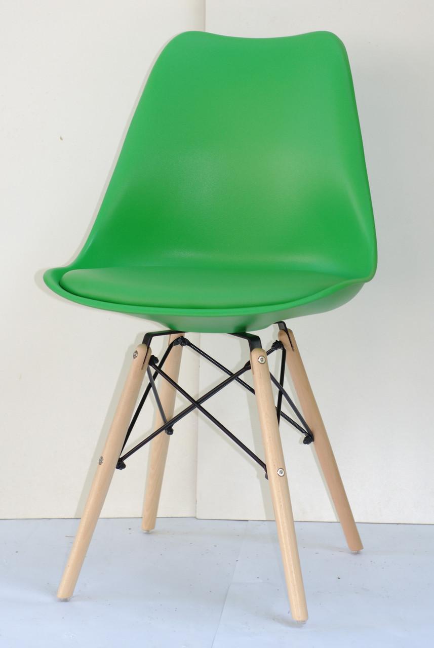 Стул Milan B, зеленый