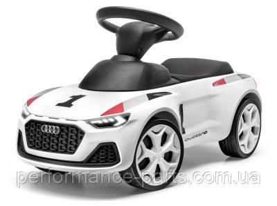 Детский автомобиль Audi Junior quattro Pikes Peak, Kids, White, артикул 3201810030