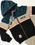 Спортивный костюм 3-ка для мальчиков 110-128 см, фото 2
