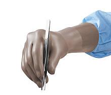 Латексные хирургические перчатки без пудры стерильные Gammex® PF (размер 6.5)