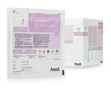 Латексные хирургические перчатки без пудры стерильные Gammex® PF HydraSoft® (размер 6.0)