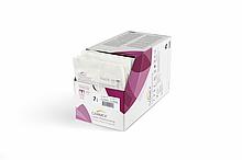 Латексные хирургические перчатки без пудры стерильные с увлажнителем GAMMEX Latex Moisturizing (размер 6.0)