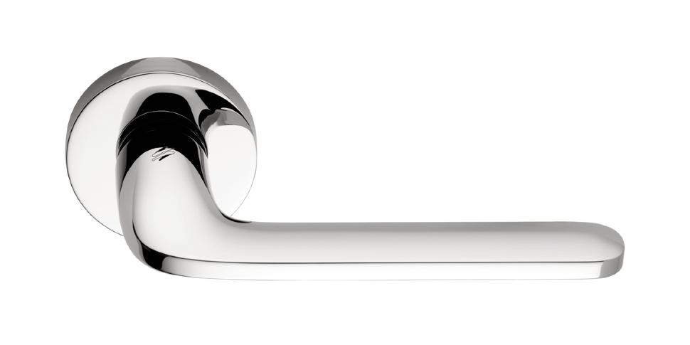 Дверная ручка Colombo Design Roboquattro ID 41 хром