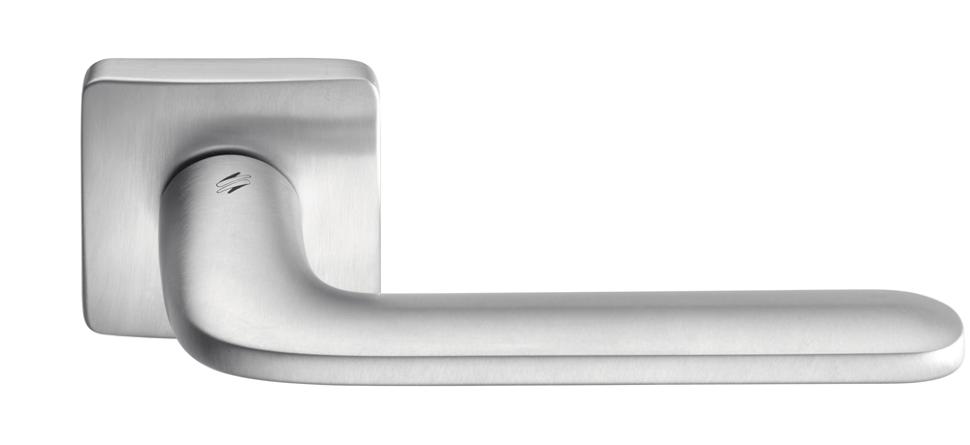 Дверная ручка Colombo Design RoboquattroS ID 51 матовый хром