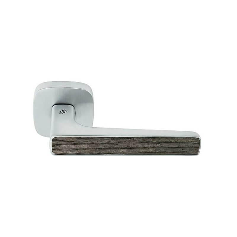 Дверная ручка Colombo Spider MR11 матовый хром N