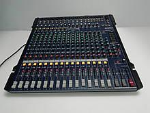 Мікшерний пульт YAMAHA MG206C (мікшер Dynacord, Soundcraft)