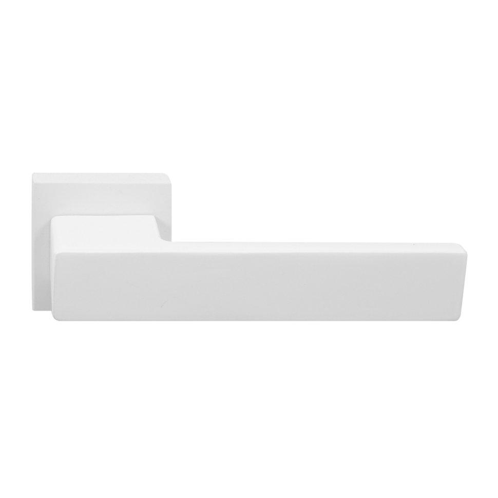 Дверная ручка Fimet Prima матовый белый R