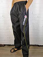 Спортивные штаны подросток черные XL-4XL