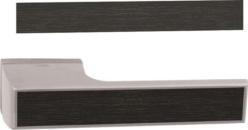 Дверная накладка для ручки Tupai Melody Vario венге