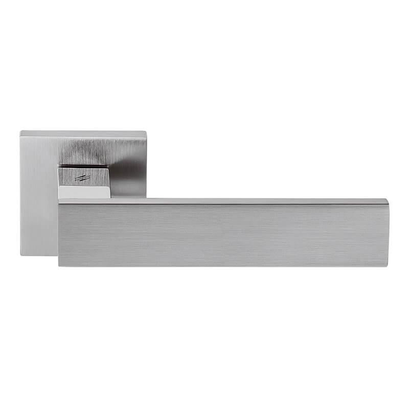 Дверная ручка Colombo Alba LC 91 матовый хром R