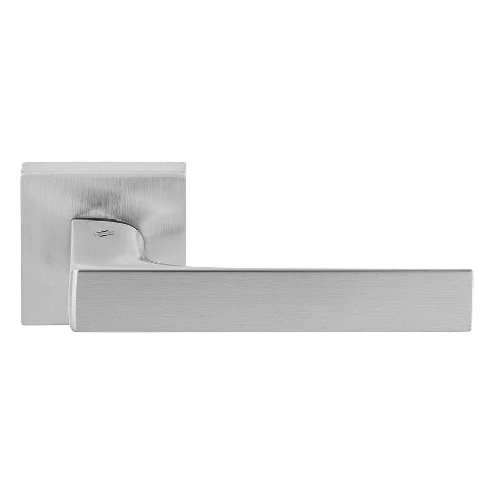 Дверная ручка Colombo RobocinqueS ID 71 матовый хром R