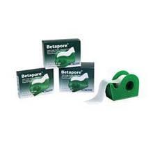 Пластырь Бетапор  5м*1,25см, н/ткан (6501)