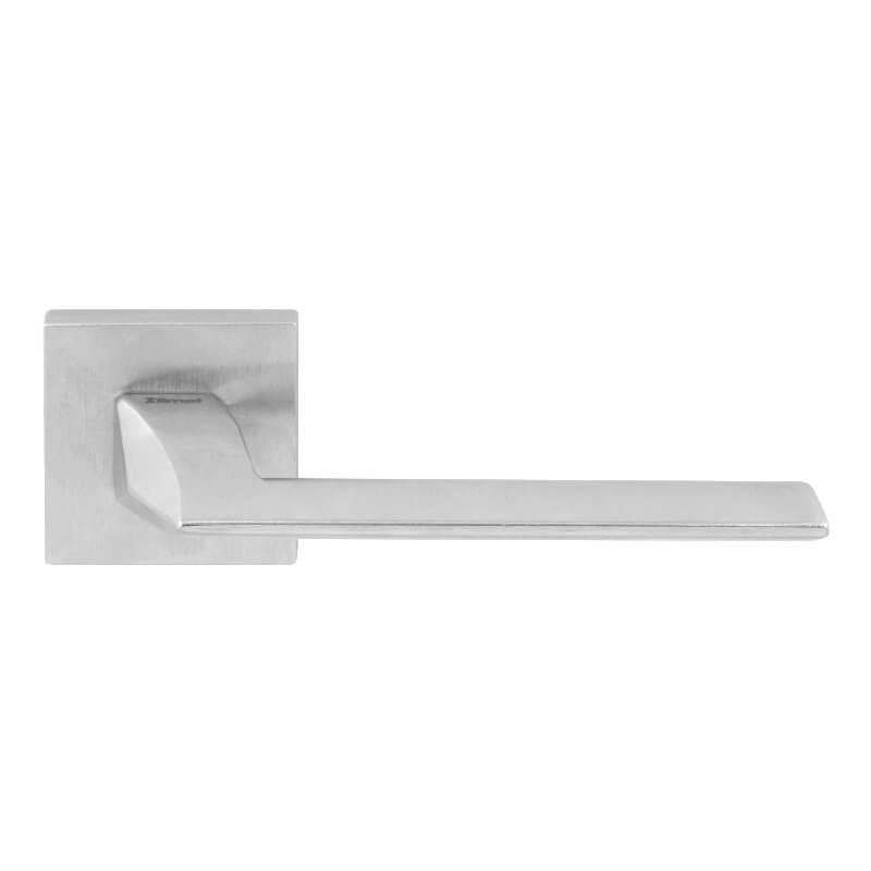 Дверная ручка Fimet 1352-211B F05 Pura матовый хром R