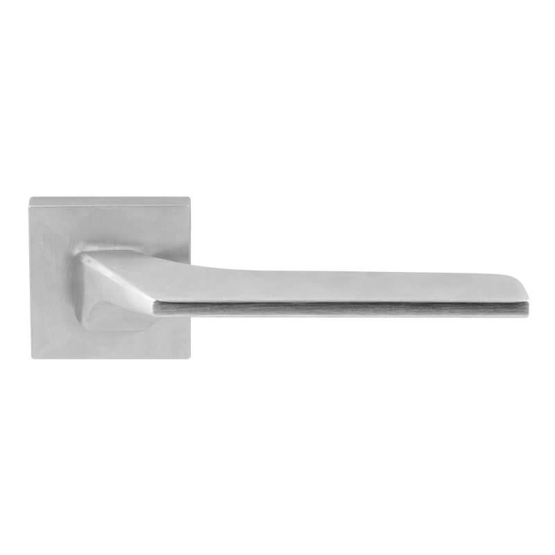 Дверная ручка Fimet 1354-211B F05 Corsa матовый хром R