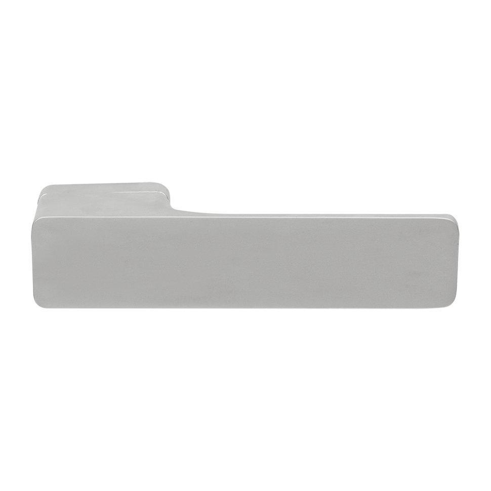 Дверная ручка M&T Minimal 000030 TIN-C матовый хром R