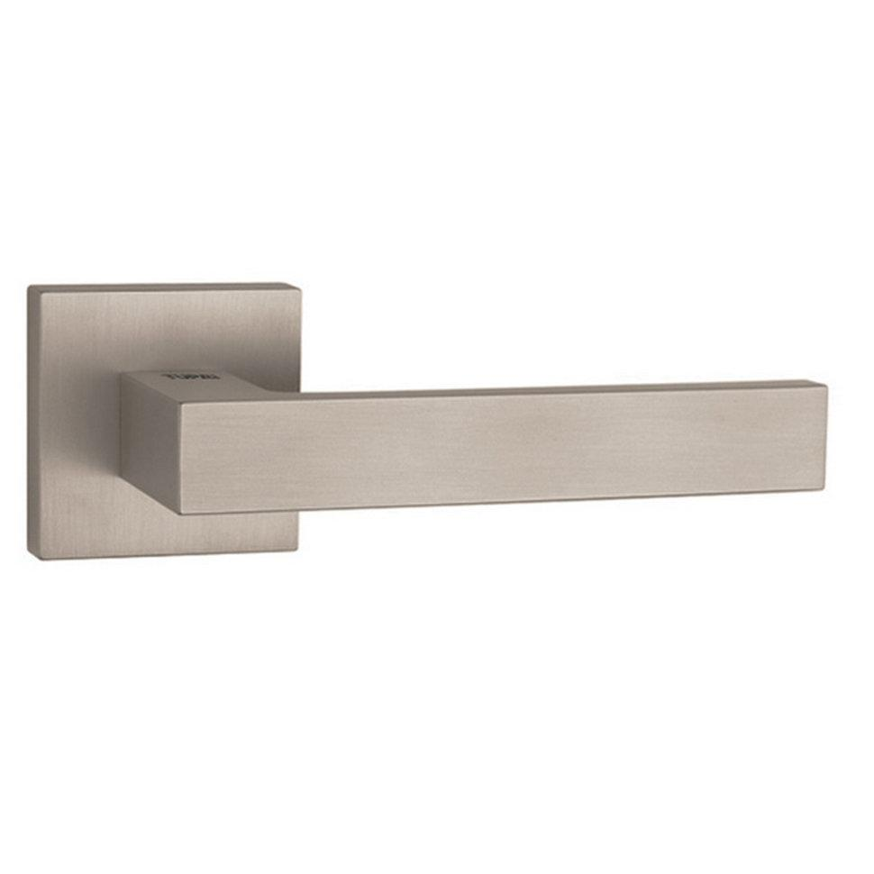 Дверная ручка Tupai Square Q 2275 5SQ-142 никель R