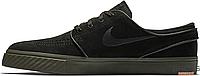 Мужские кроссовки Nike Zoom Stefan Janoski Black 333824-072, Найк Зум