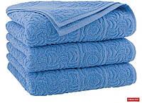 Полотенце для лица голубое 50*90 Morwa ZWOLTEX