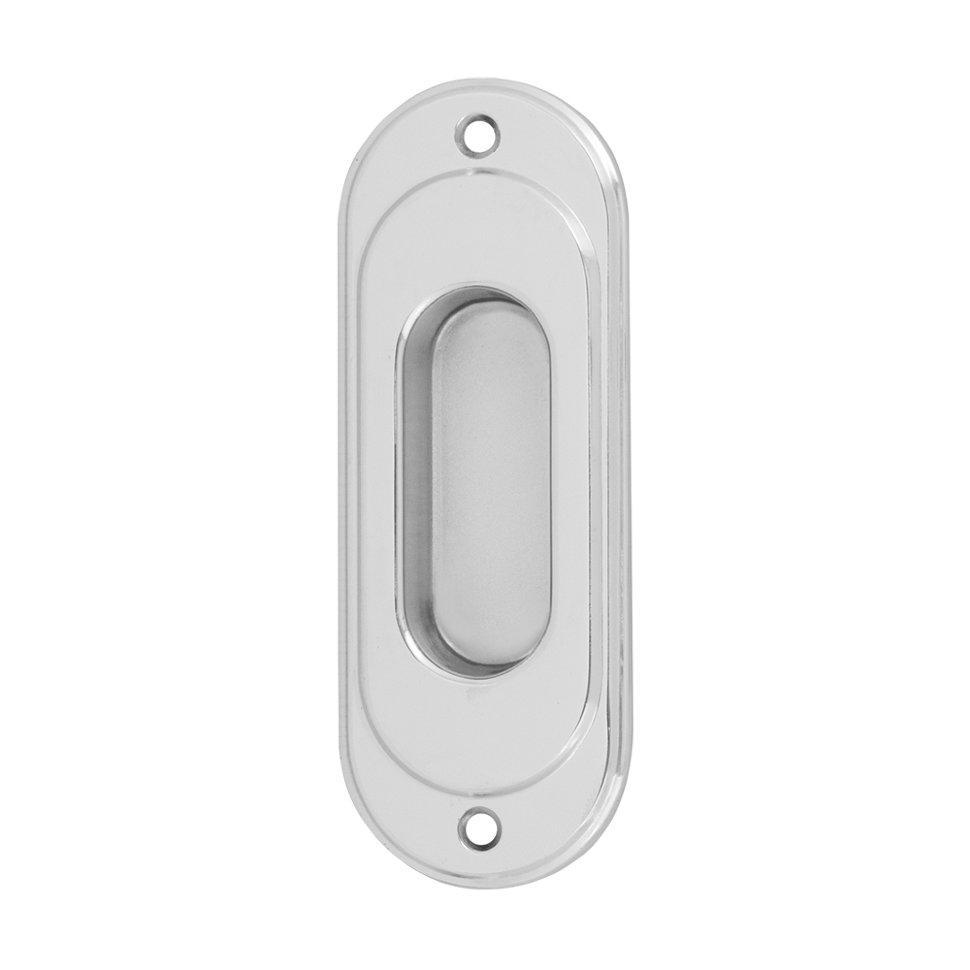 Ручка на раздвижные двери Bruno 31003-S91MM NB полированный никель