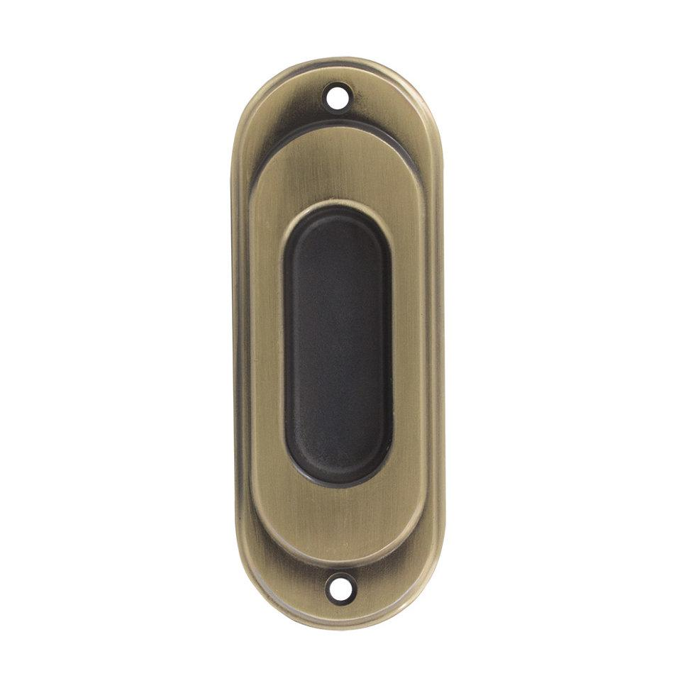 Ручка на раздвижные двери Bruno 31003-S91MM античная латунь