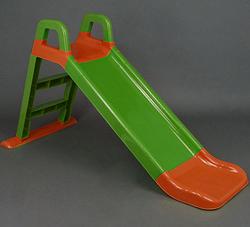 Горка для катания детей пластмассовая сборная.Горка для катания малышей.