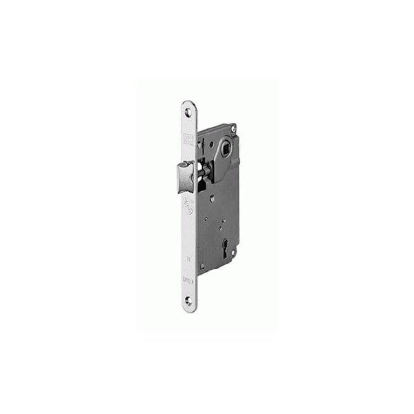 Защелка дверная AGB S никель