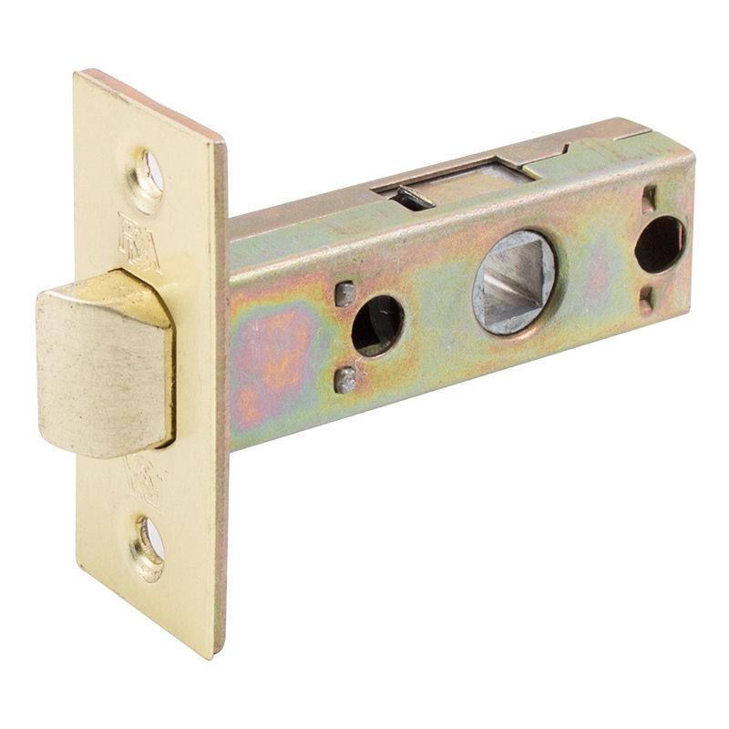 Защелка дверная RDA 256 SВ 6-45 матовая латунь