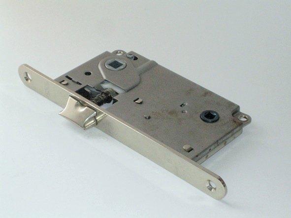 Механизм WC AGB B010135006 никель