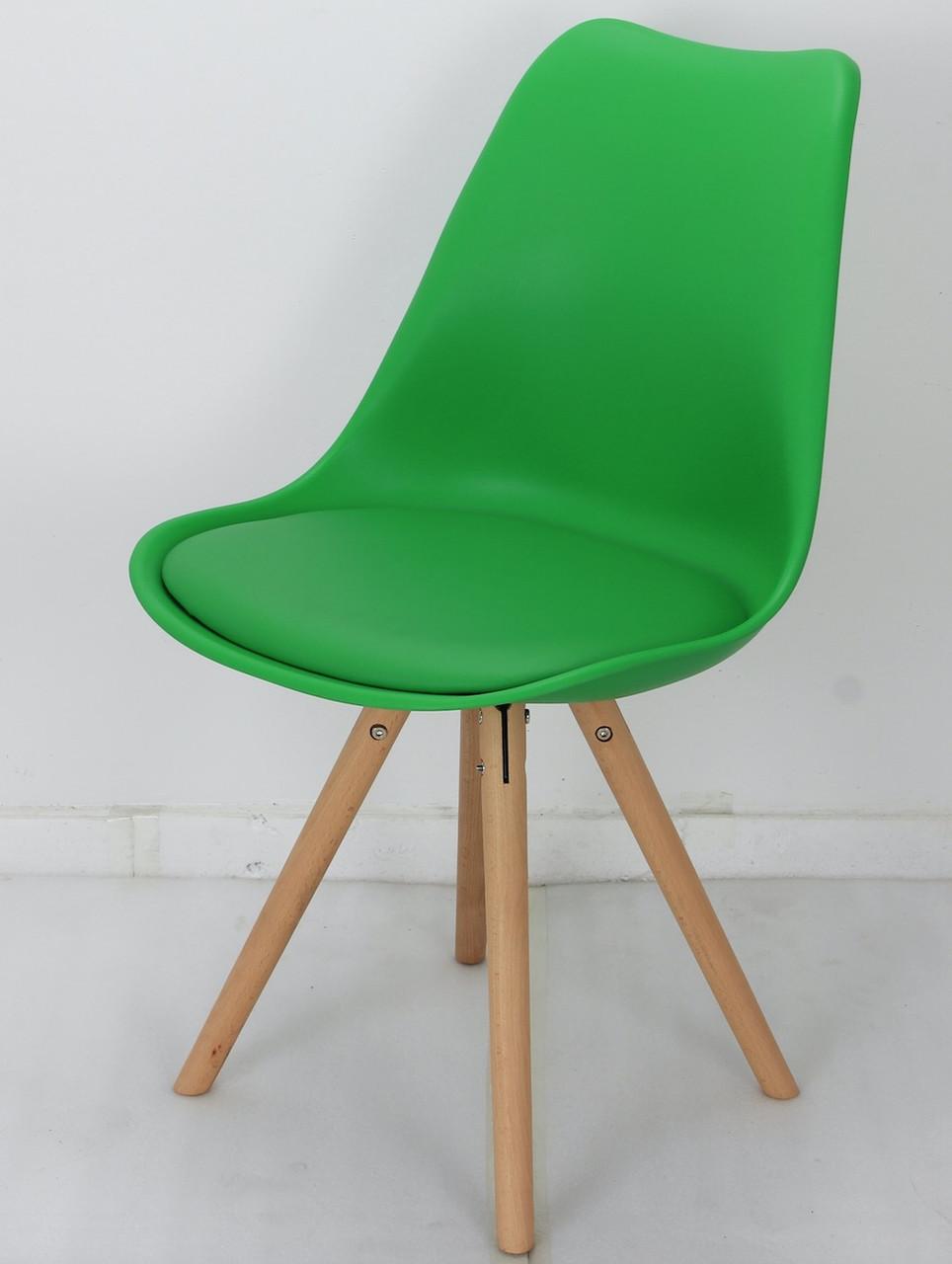 Стілець Milan C, зелений