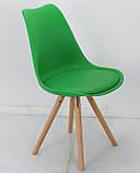 Стілець Milan C, зелений, фото 4