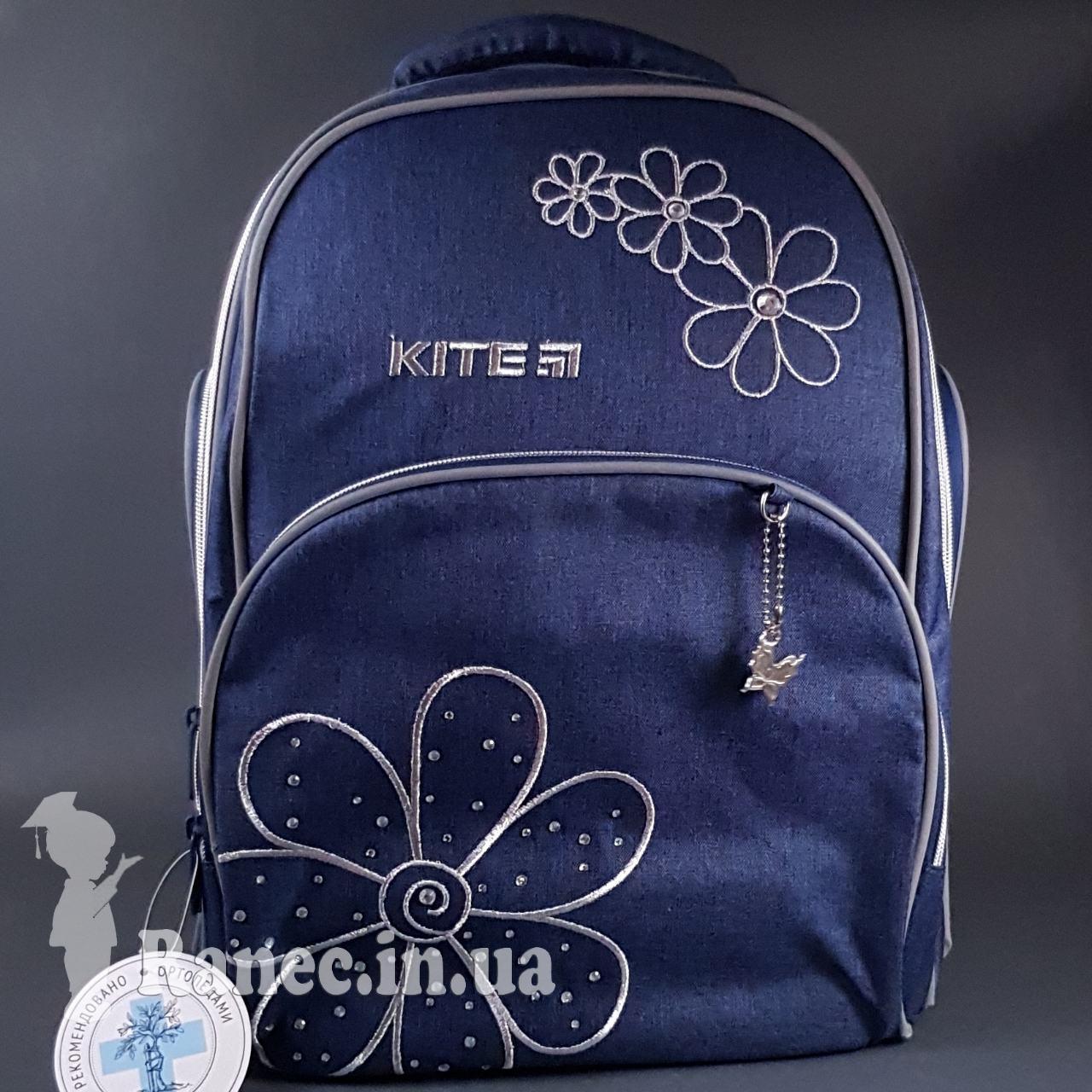Рюкзак школьный Kite Education 705-1 Flowery K19-705S-1