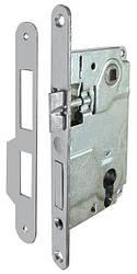 Механизм замка STV JNI9171 никель 85мм с ответной планкой 2106