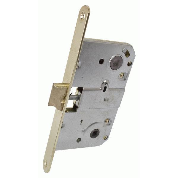 Механизм замка WC АRT DOOR М90В Mediana латунь 90 мм