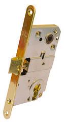 Механизм замка АRT DOOR M90C латунь 90 мм