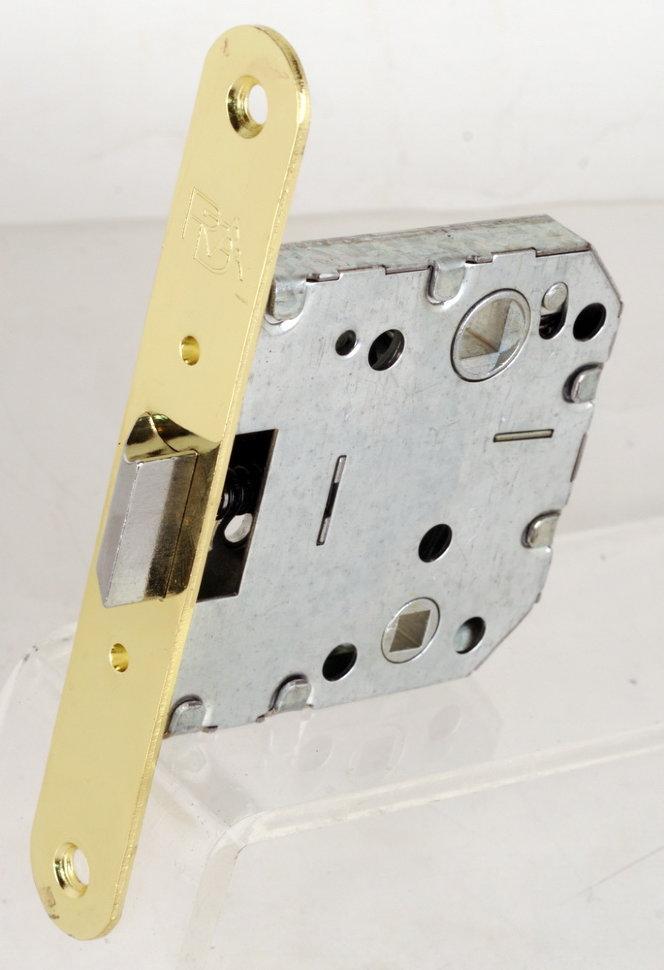 Механизм защелки RDA 258 PB 47 mm полированная латунь