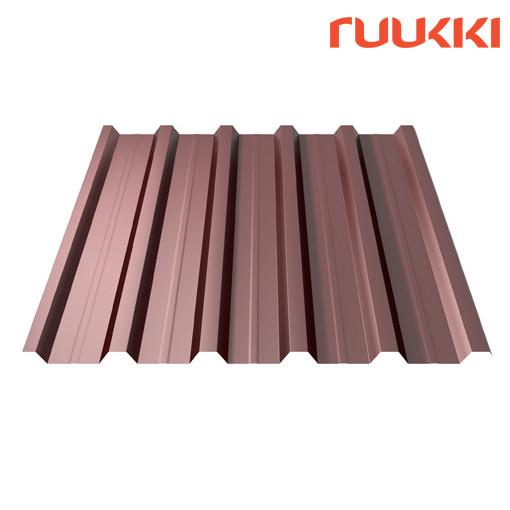 Металопрофіль Ruukki T35 Polyester rought matt 0.5 мм