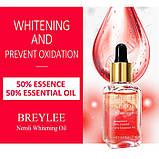 Сыворотка BREYLEE Neroli Whitening Essential, отбеливающая, для лица двухфазная 17 мл, фото 4