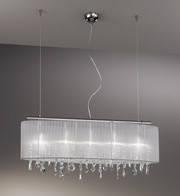 Подвесной светильник Kolarz 0240.85.5.W Paralume